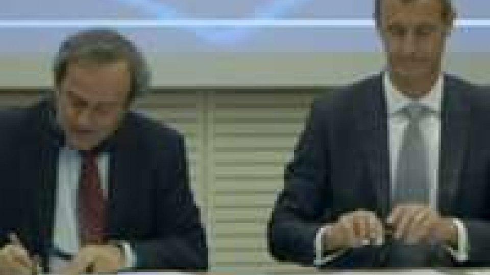 Uefa e Europol: memorandum d'intesa per contrastare le combineUefa e Europol: memorandum d'intesa per contrastare le combine