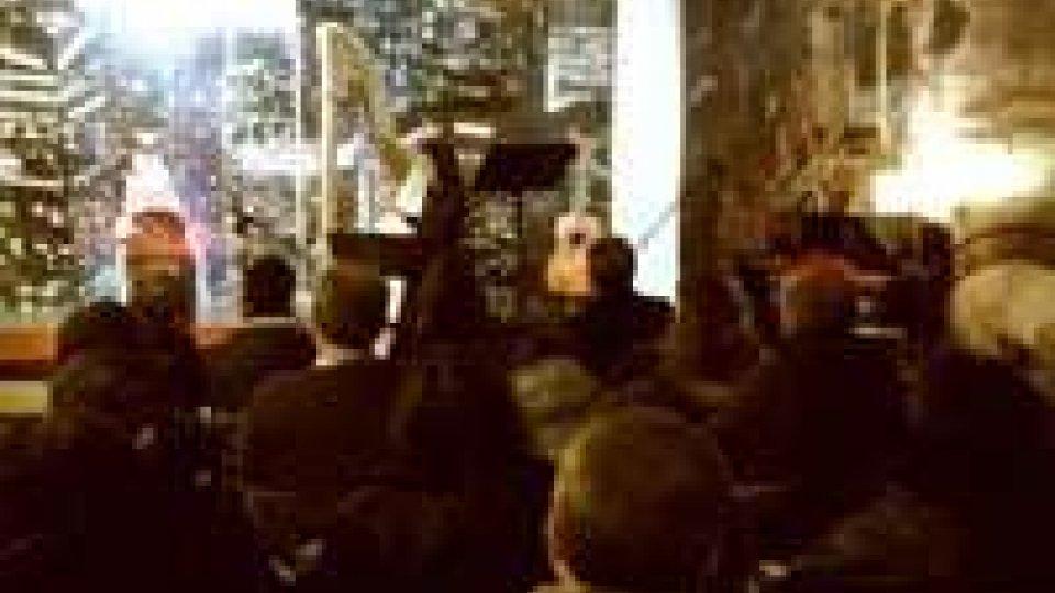 Successo per l'inaugurazione di Voice Academy a Borgo maggiore