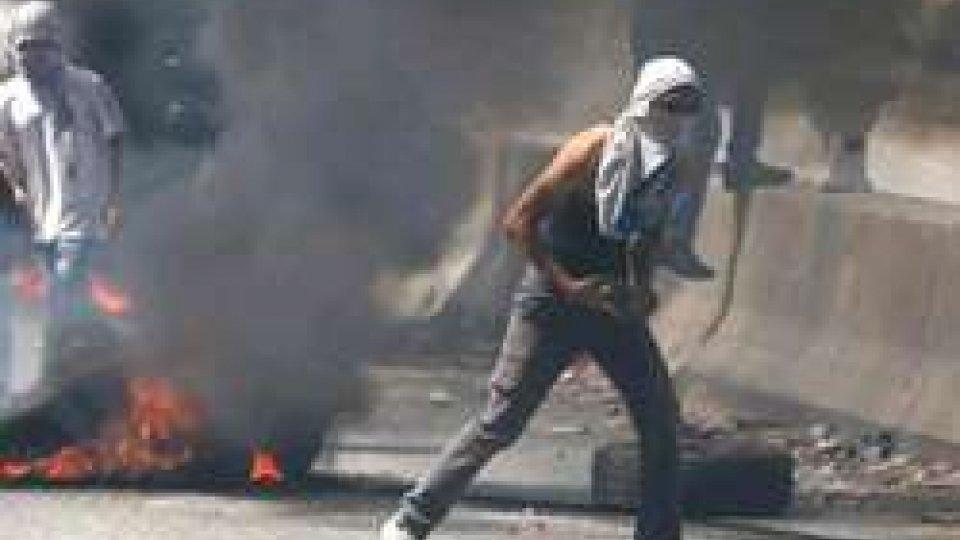 Medioriente: altissima tensione a Gerusalemme. 3 palestinesi uccisi