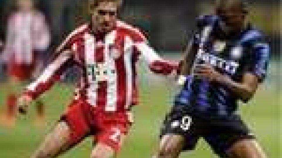 L'Inter cade in casa con il Bayern Monaco