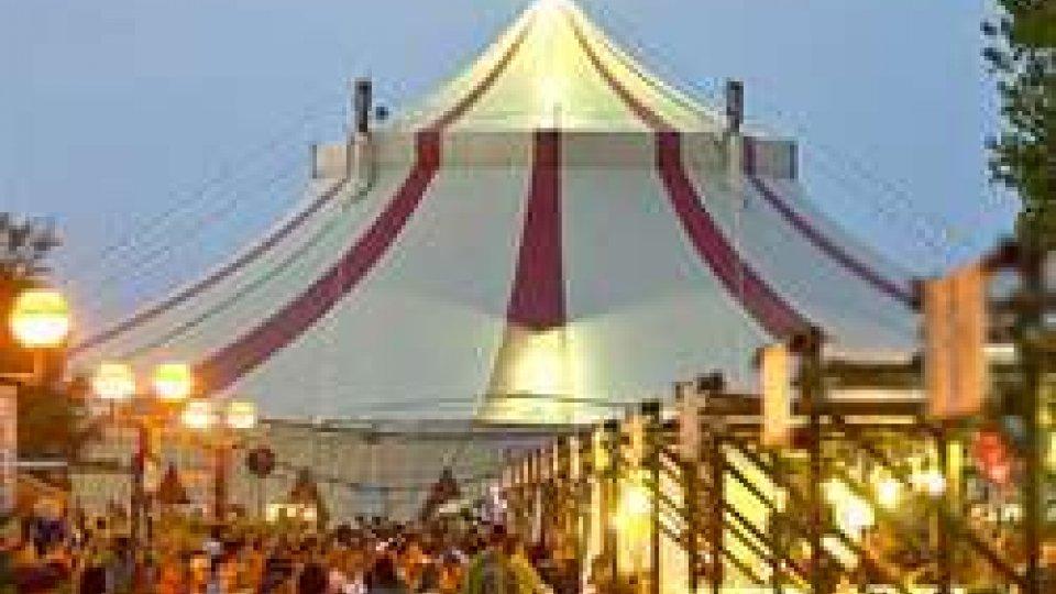 Rimini diventa la capitale del gusto con il circo di Al Meni