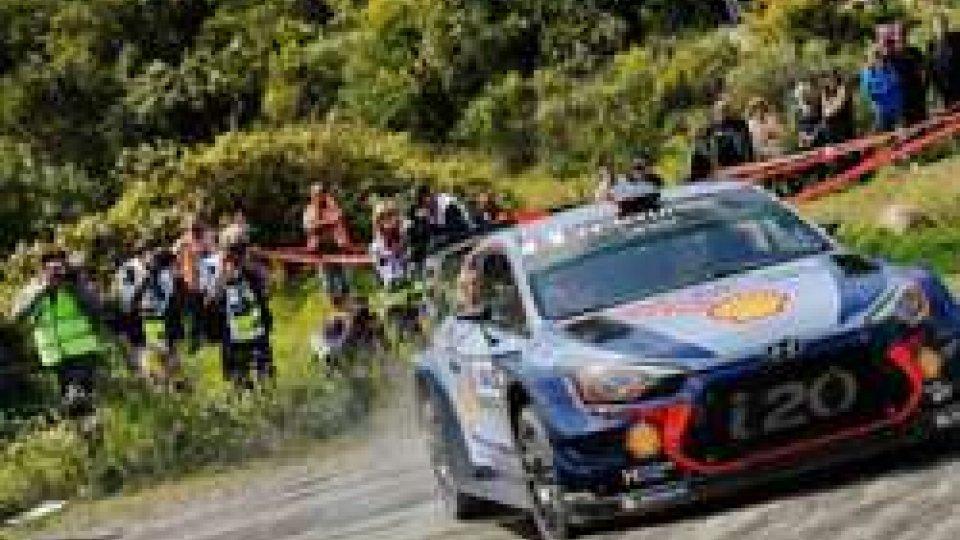 Rally: in Argentina la clamorosa rimonta di Neuville