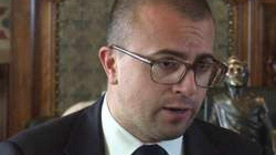 Segretario di Stato Simone CelliConsiglio: si discute di assestamento di bilancio. Assenti i consiglieri di Dim