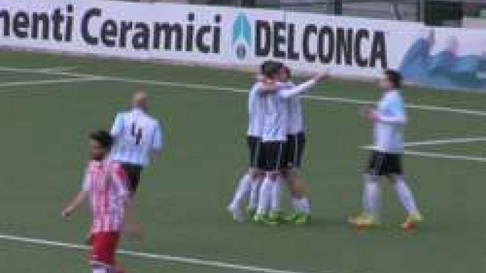 Play-off, Juvenes/Dogana da non crederci: 3 gol in 6 minuti ai campioniPlay-off, Juvenes/Dogana da non crederci: 3 gol in 6 minuti ai campioni