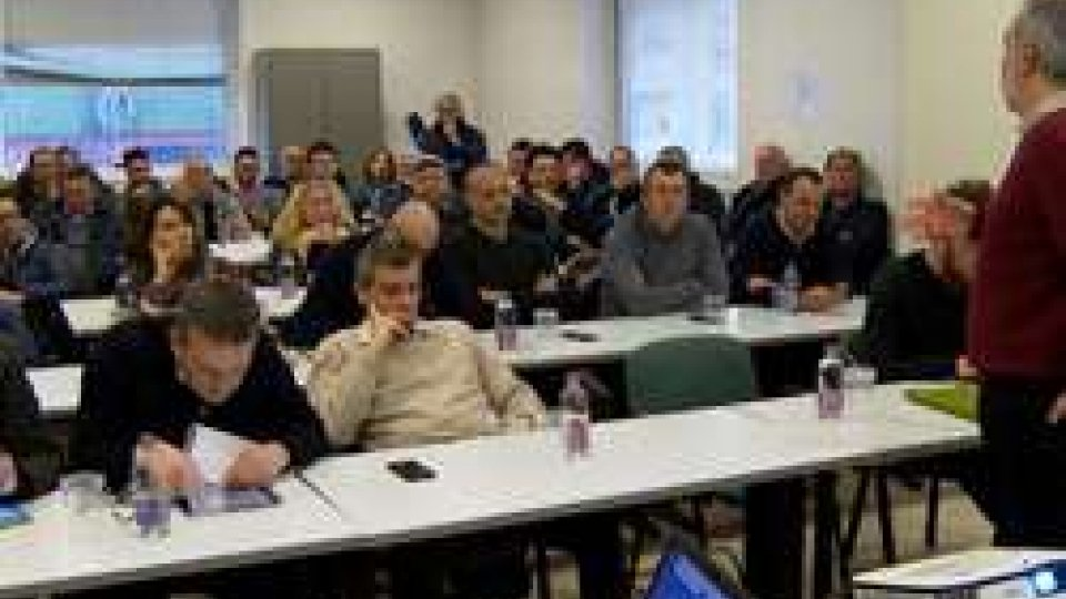 Incontro fra Commissione europea e pescatori