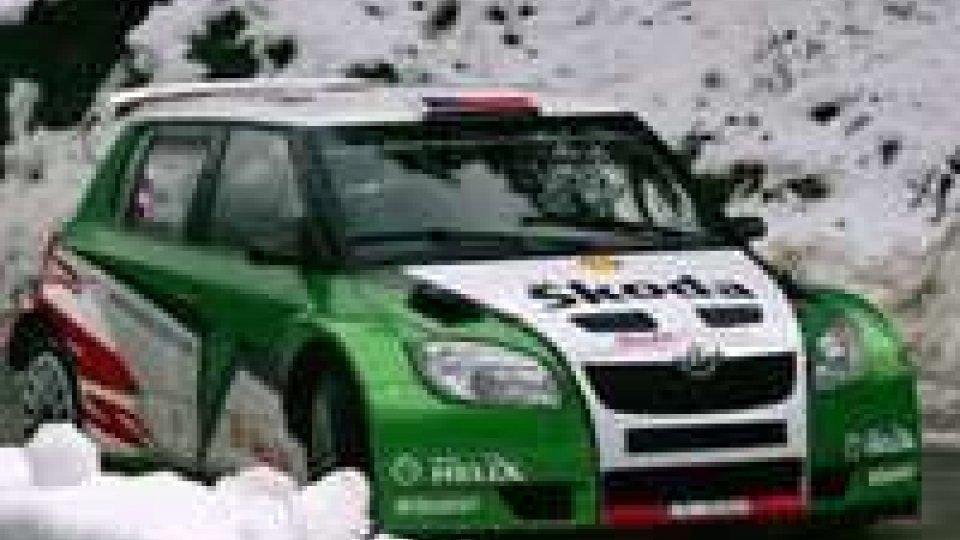 Rally, Campionato Europeo: clamorosa rimonta di Kopecky