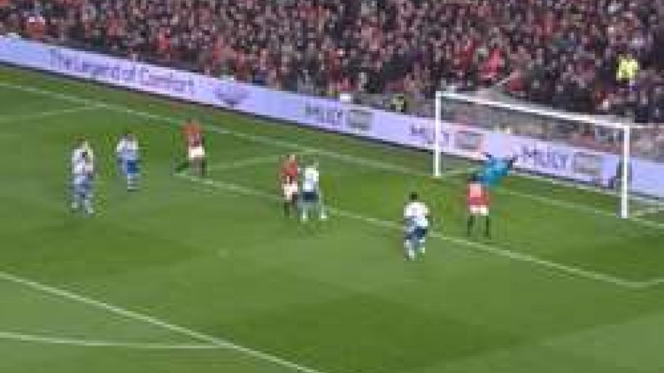 FA Cup, Manchester United-Reading 4-0: Rooney eguaglia CharltonFA Cup, Manchester United-Reading 4-0: Rooney eguaglia Charlton