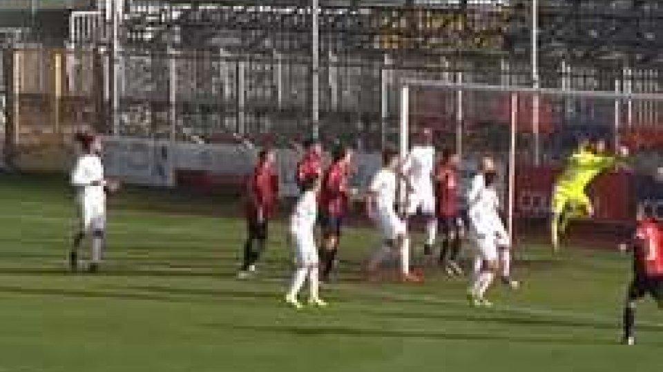 Gubbio - Santarcangelo 1-0Gubbio - Santarcangelo 1-0