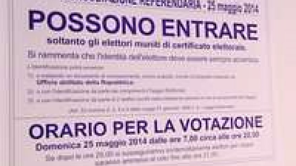 Referendum, oggi a San Marino e in Italia è giornata di silenzio elettoraleReferendum, oggi a San Marino e in Italia è giornata di silenzio elettorale