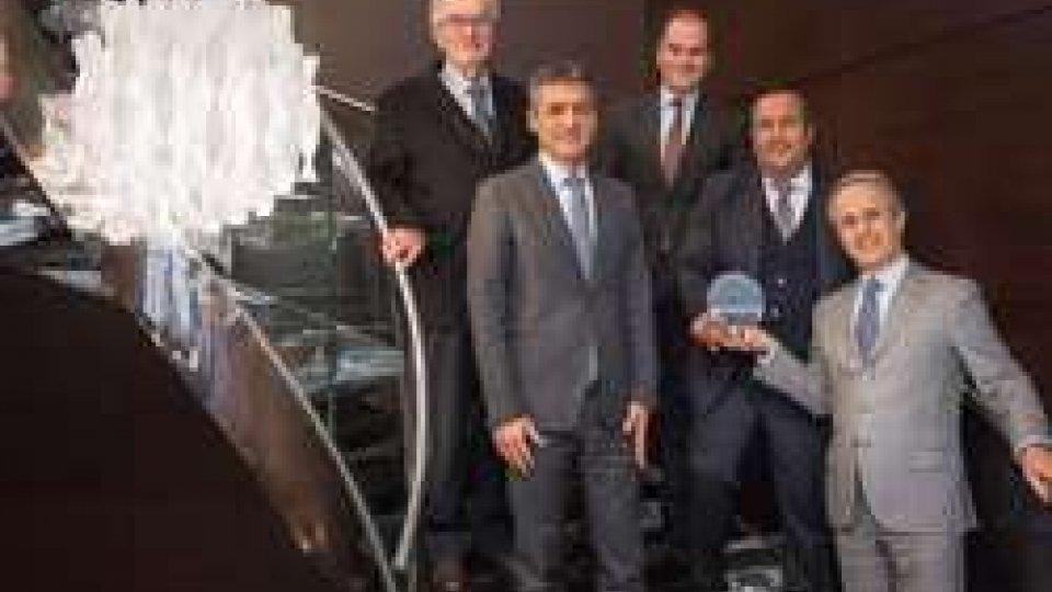 Alla Bac conferito il Best Bank Governance San Marino 2017