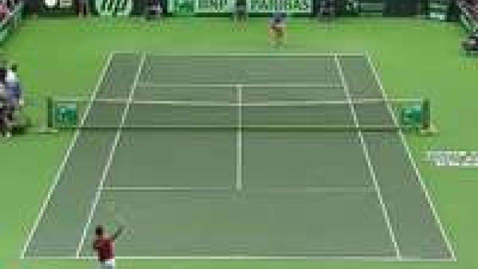 Tennis: la Coppa Davis alla Repubblica CecaTennis: la Coppa Davis alla Repubblica Ceca