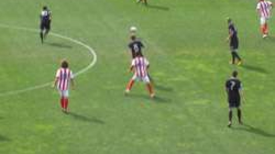 Serie D Girone F: San Marino - Vis Pesaro 0 - 0