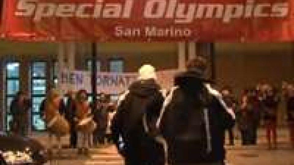 Rientrata a San Marino la delegazione degli Special OlympicsIl ritorno dei campioni