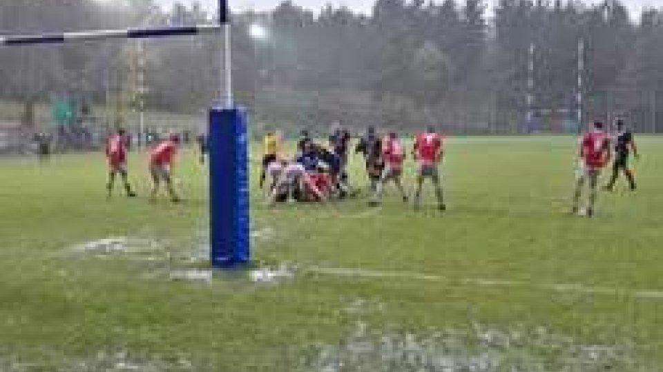 Rugby, l'Amarcord mata la capolista: Piacenza ko 20-17