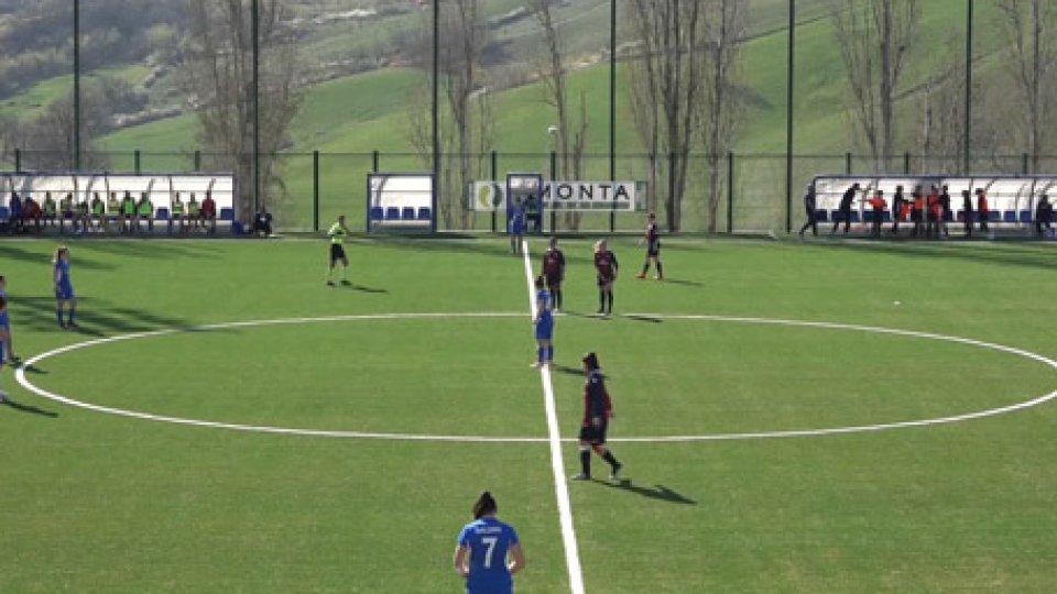 San Marino AcademyQuinta vittoria consecutiva per la San Marino Academy che batte 3-2 il Bologna