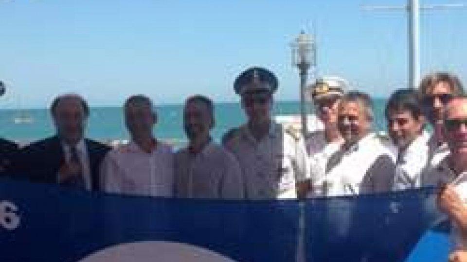 A Cattolica sventola la Bandiera BluAcque balneabili, a Cattolica sventola la Bandiera Blu