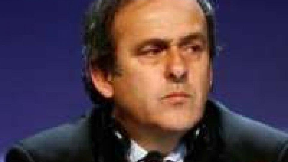 Scandalo FIFA: Platini scagionato da un verbale