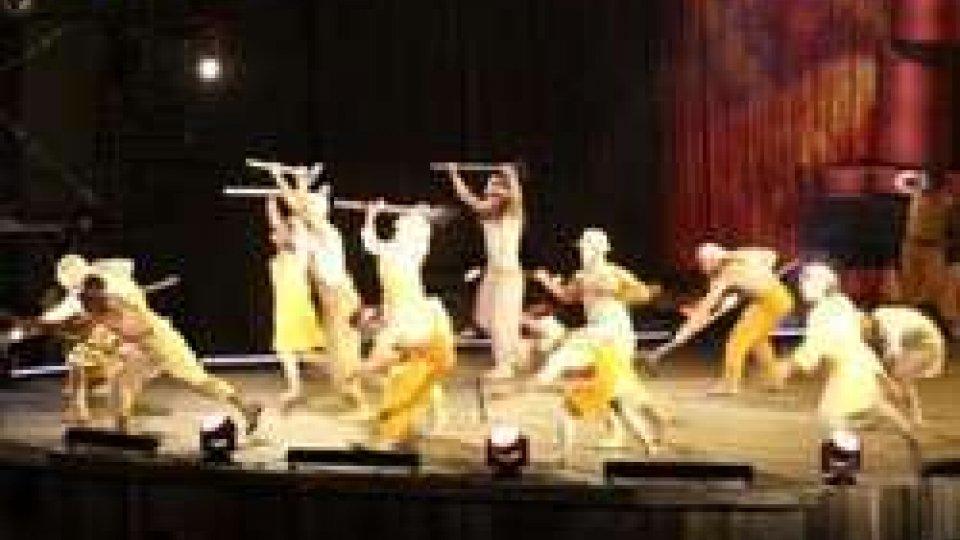 Cirque du SoleilIl Cirque du Soleil saluta Expo lasciando un buco di 1,5 milioni di euro