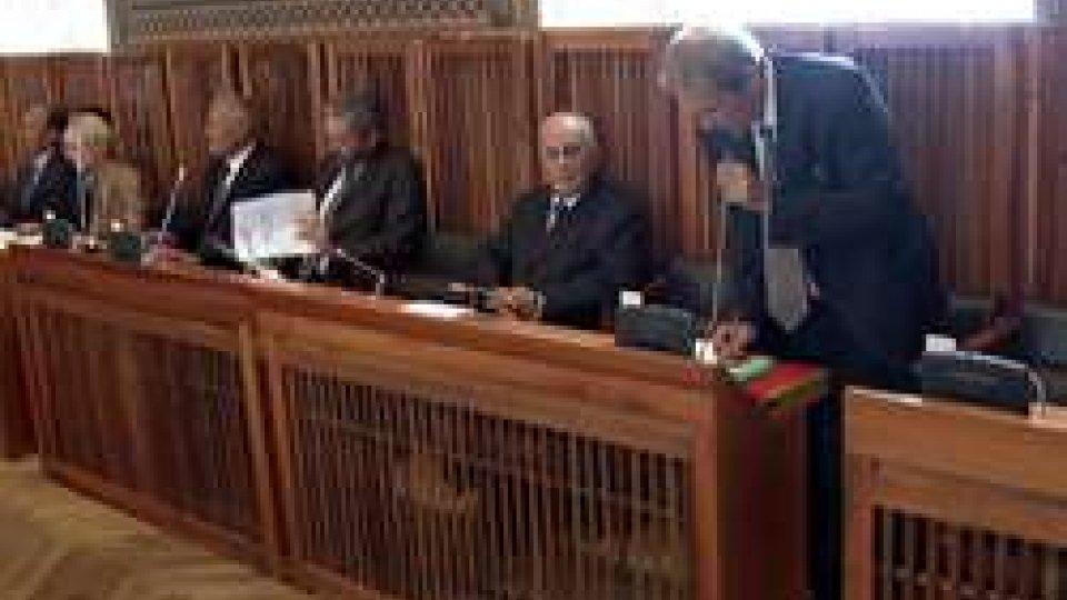 riunione del Consiglio Giudiziario Plenario
