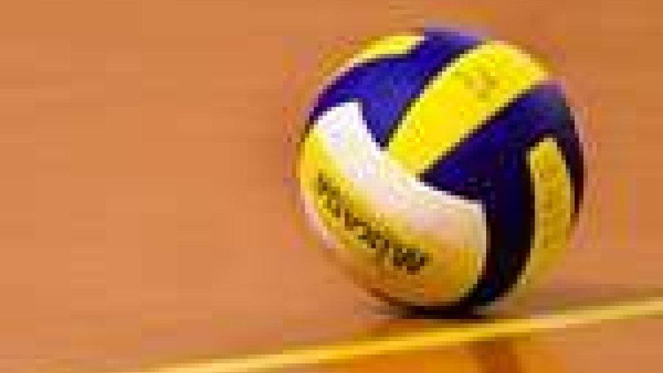 Volley: vince solo la Banca di San Marino