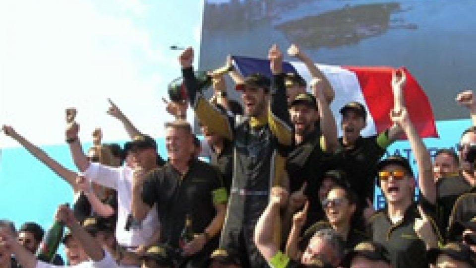 Formula E, Vergne è Campione del Mondo
