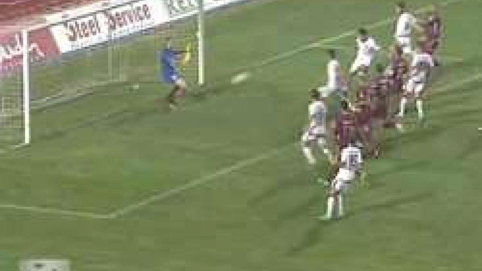 Padova - Reggiana 2-0Padova - Reggiana 2-0: Brevi salva la panchina