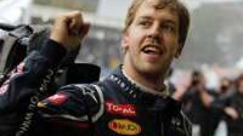 F1 Ungheria: Vettel leader anche in 2° libere, Alonso 4°