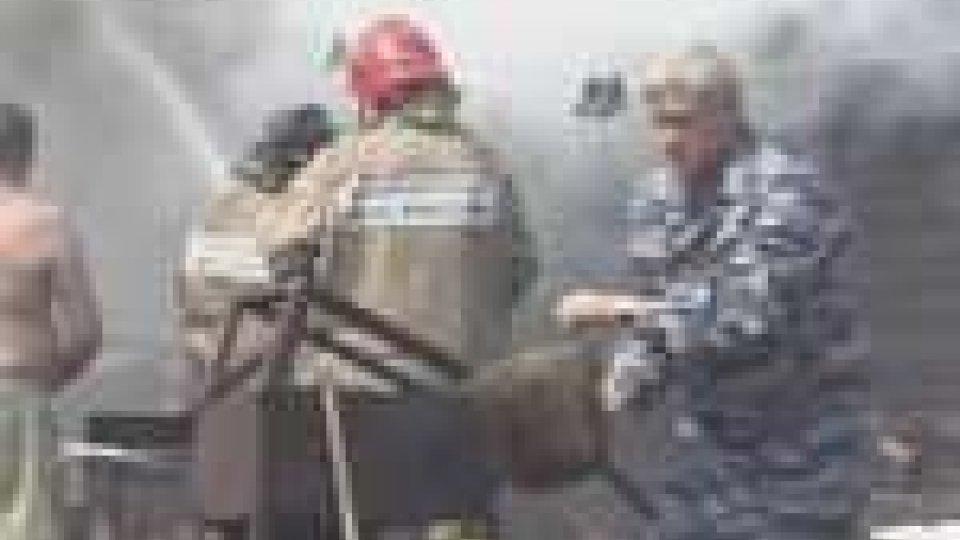 Russia in fiamme. Il fuoco sta raggiungendo San Pietroburgo