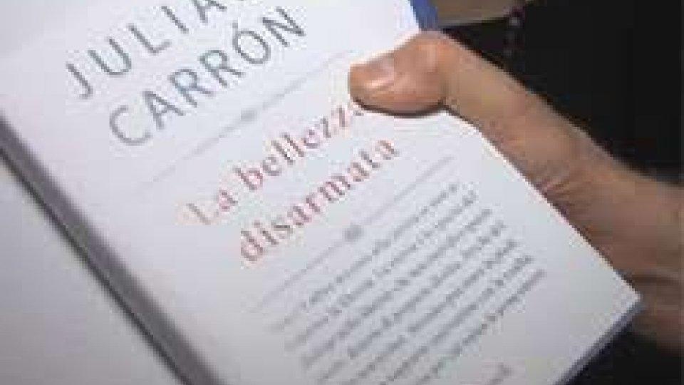 Il Libro La Bellezza DisarmataLa Bellezza tra Carron e Bertinotti