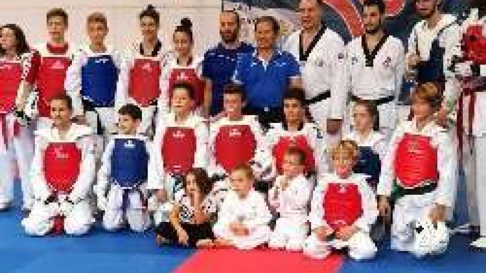 Il maestro Park al terzo raduno del Taekwondo San MarinoIl maestro Park al terzo raduno del Taekwondo San Marino