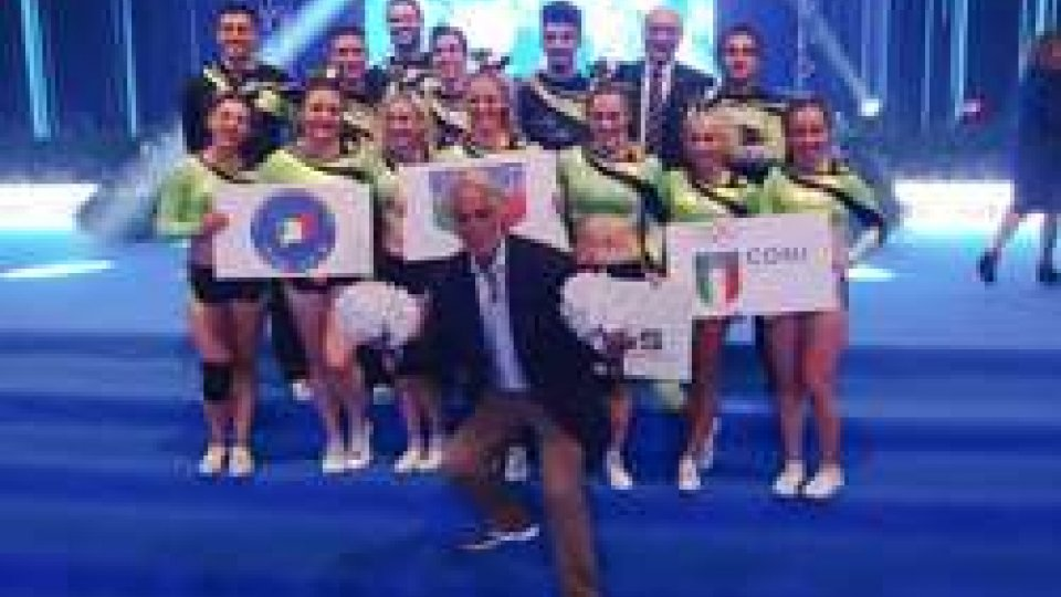 Sportdance: Malagò apre l' edizione 2018 alla Fiera di Rimini