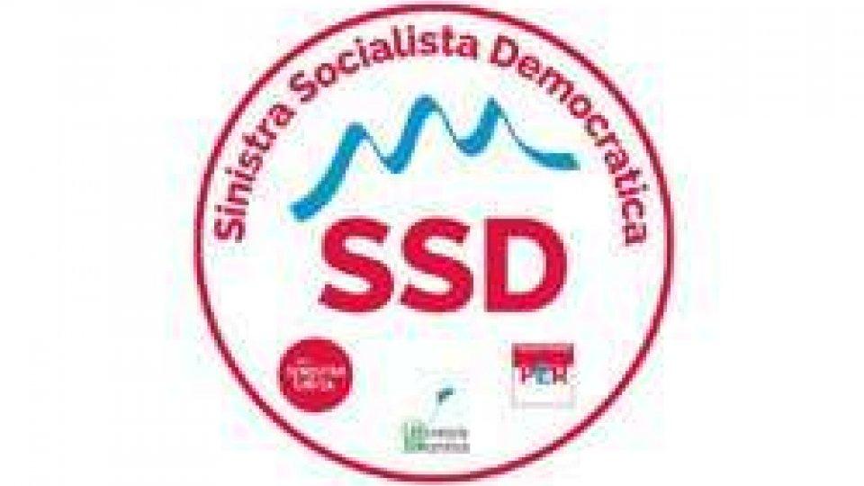 Congresso Psd:  l'intervento della delegazione di Ssd