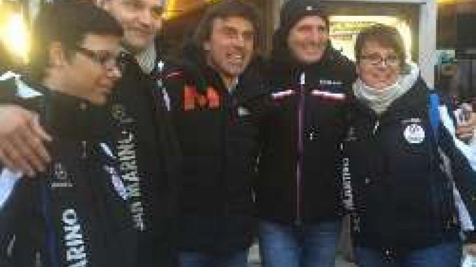 Cortinissima 56: anche Special Olympics San Marino tra gli invitati