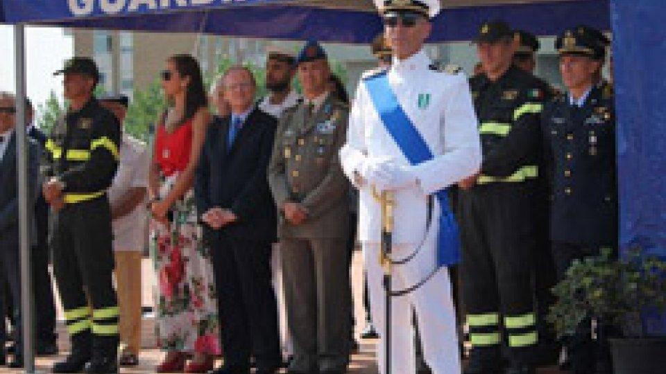 il comandante Pietro MicheliPassaggio di consegne alla Capitaneria di Porto di Rimini. Al Comandante Fabio Di Cecco subentra il Comandante Pietro Micheli