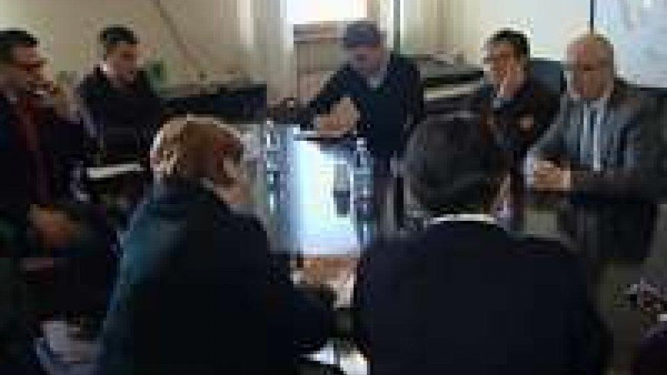RSA San Marino RTV ha incontrato delegazione GovernoRSA San Marino RTV ha incontrato delegazione Governo