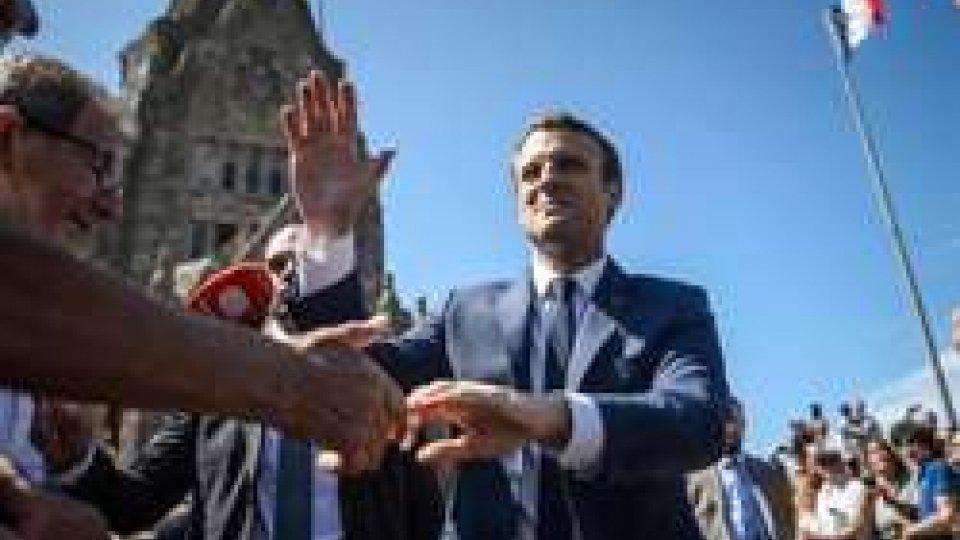 Francia: boom En Marche! Elezioni anche in Kosovo