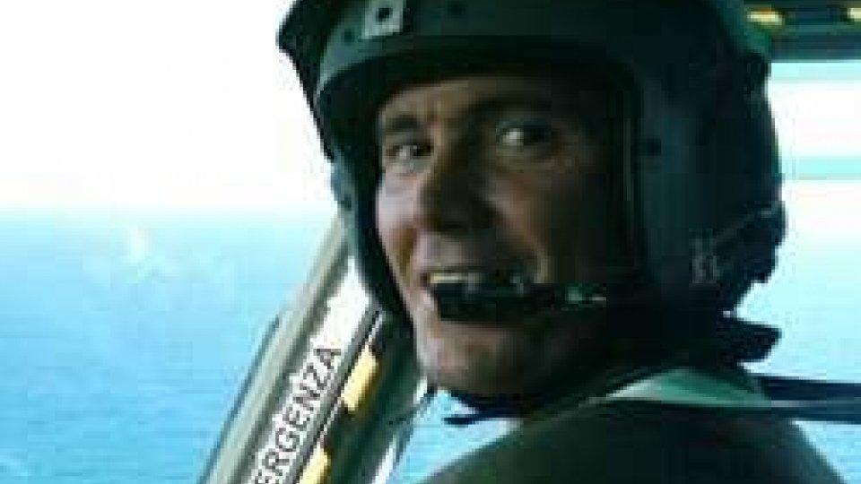 Gianmarco ZavoliPrecipita elicottero del 118, alla guida il riminese Gianmarco Zavoli