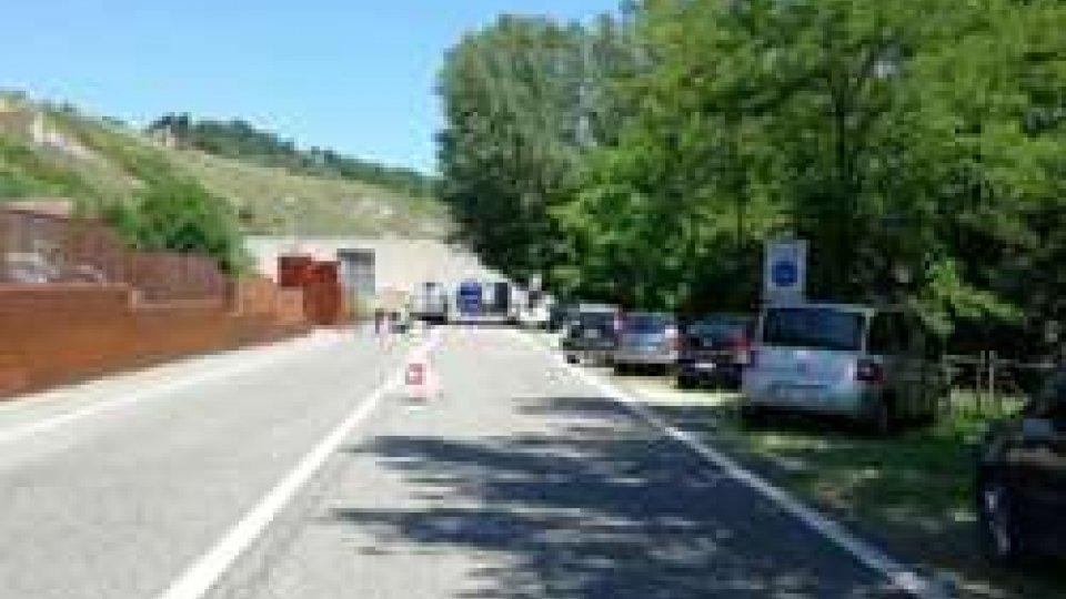 Incidente FaetanoFaetano: scontro fatale, muore un 52enne sammarinese in sella al suo scooter