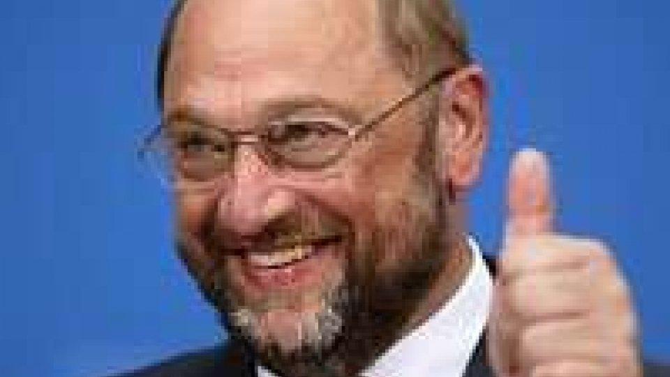 Schulz rieletto presidente del Parlamento europeo