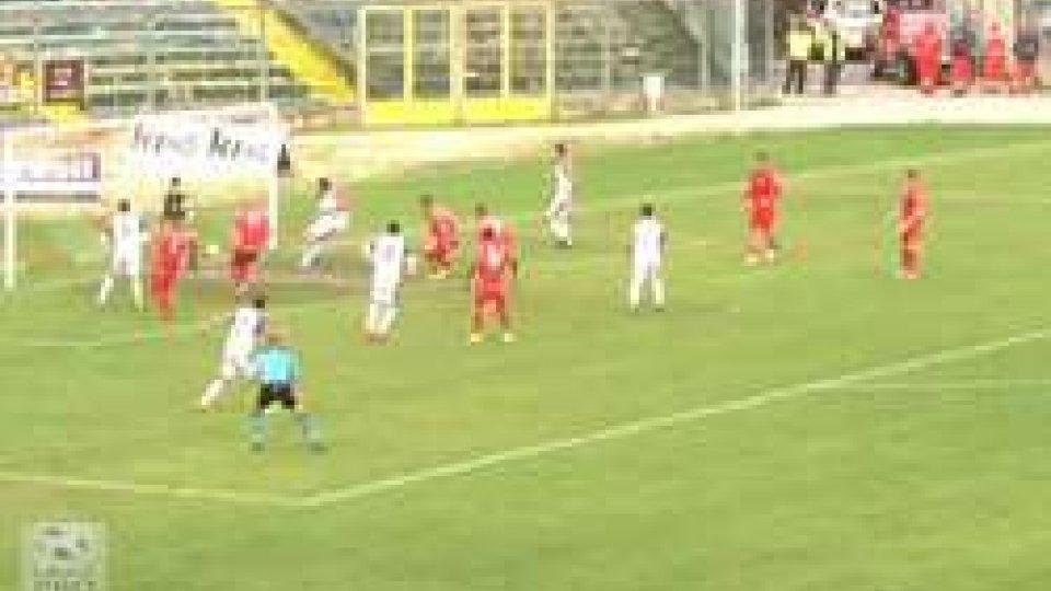Ancona-Lumezzane 0-1: Barbuti firma vittoria e sorpasso