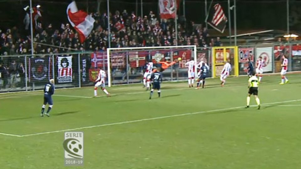 Virtus Verona-Vicenza 1-0Derby alla Virtus Verona, a Vicenza si dimette Serena