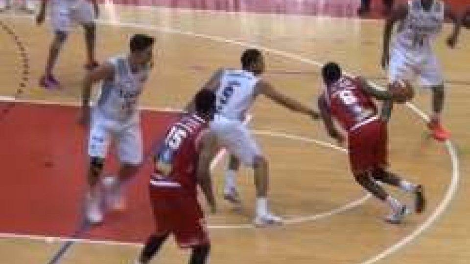 Basket:  quadrangolare Memorial Paolo Gasponi