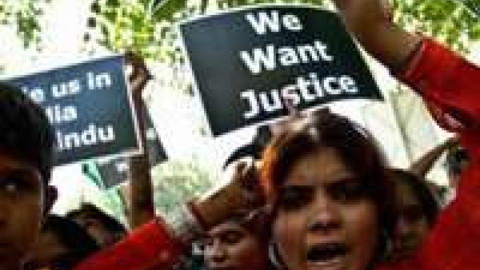 India: stuprata e mutilata bimba di 5 anni