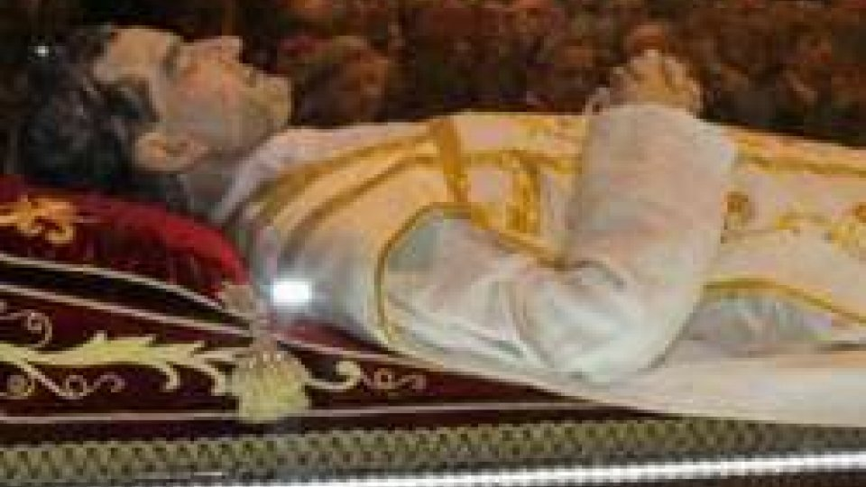 reliquia Don Bosco
