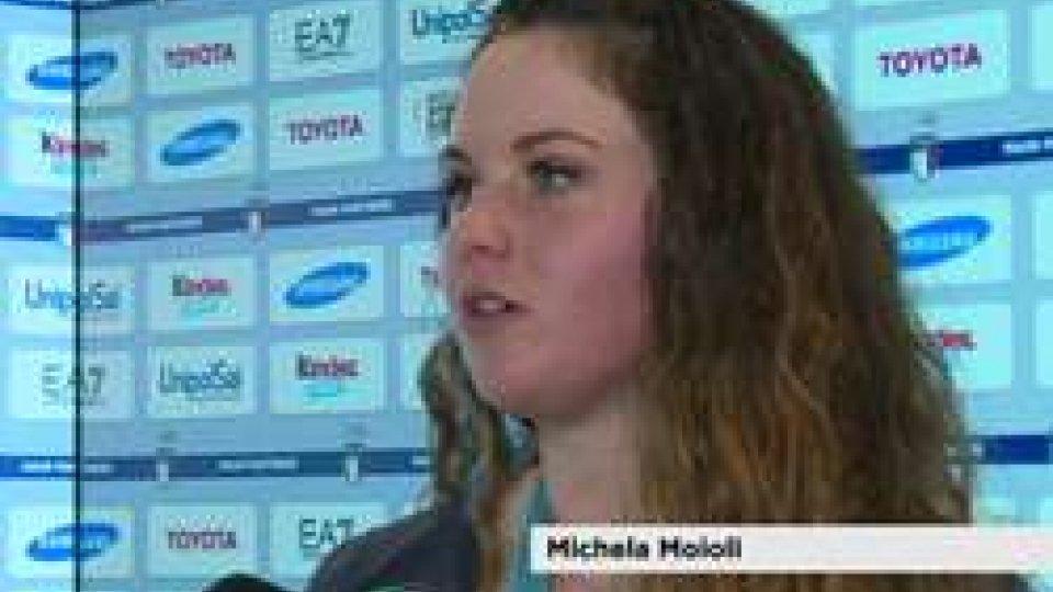 """Michela MoioliPyeongChang2018, l'oro della Moioli: """"Sensazioni pazzesche"""""""
