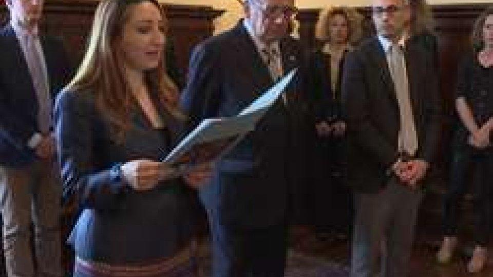 San Marino For The ChildrenVolontari dai REGGENTI per tutti i bambini del mondo