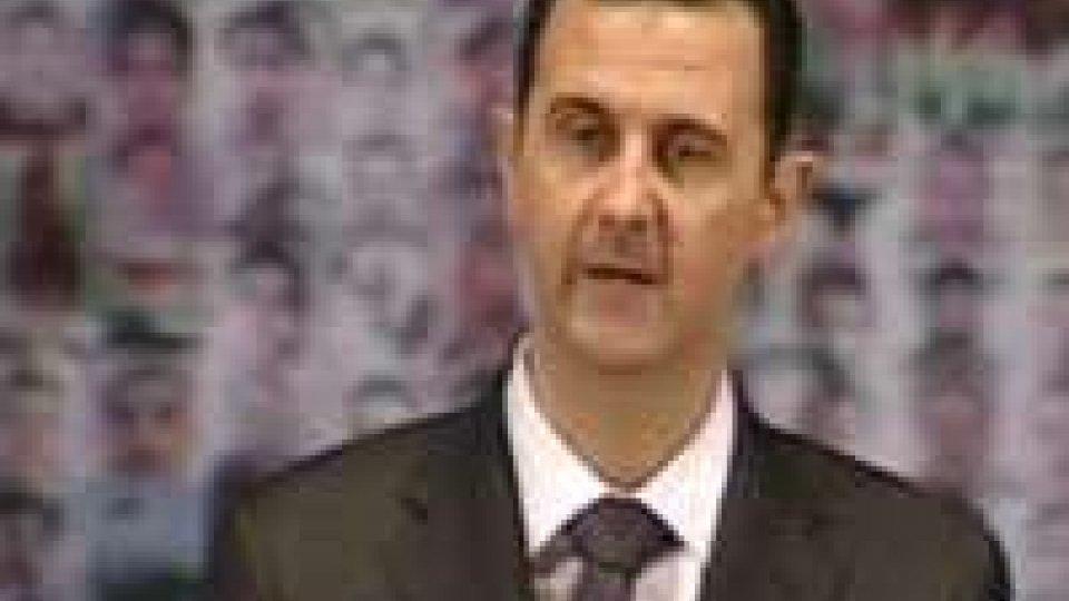 La Siria lavora ad un piano di pace