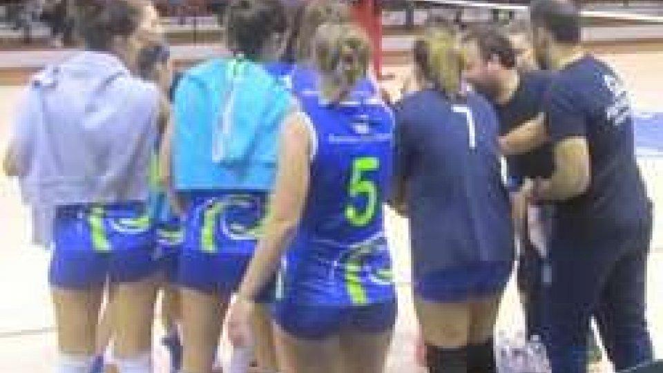 Volley:  Banca di San Marino, buon esordio contro l'Olimpia Ravenna