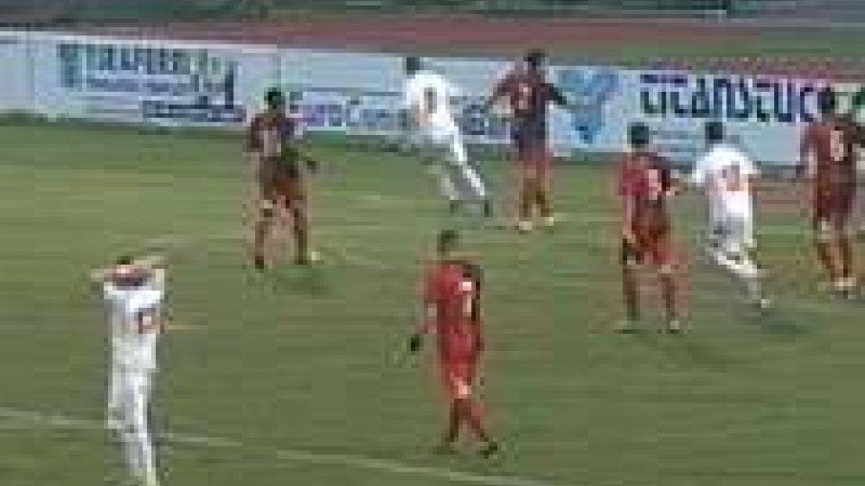 San Marino - Lumezzane 1-1San Marino - Lumezzane 1-1