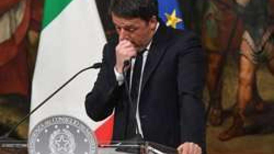 Referendum: il 60% ha votato No. Renzi, commosso, si dimetteReferendum: il 60% ha votato No. Renzi, commosso, si dimette